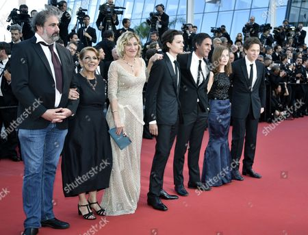 Editorial picture of France Cannes Film Festival 2015 - May 2015
