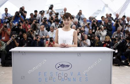 Taiwanese Actress Hsieh Hsin-ying Poses During the Photocall For 'Nie Yinniang' (the Assassin) at the 68th Annual Cannes Film Festival in Cannes France 21 May 2015 the Movie is Presented in the Official Competition of the Festival Which Runs From 13 to 24 May France Cannes