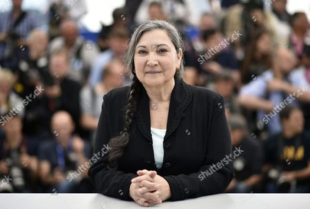 Us Actress Robin Bartlett Poses During the Photocall For 'Chronic' at the 68th Annual Cannes Film Festival in Cannes France 22 May 2015 the Movie is Presented in the Official Competition of the Festival Which Runs From 13 to 24 May France Cannes