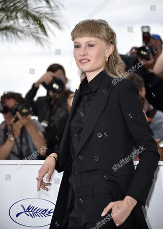 Danish Actress Klara Kristin Poses During the Photocall For 'Love' at the 68th Annual Cannes Film Festival in Cannes France 21 May 2015 the Movie is Presented in the Section Midnight Screenings of the Festival Which Runs From 13 to 24 May France Cannes