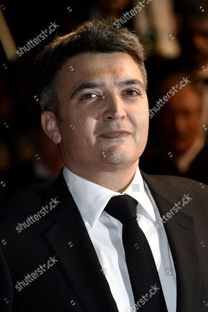 French Producer Thomas Langmann Arrives For the Screening of 'Mon Roi' During the 68th Annual Cannes Film Festival in Cannes France 17 May 2015 the Movie is Presented in the Official Competition of the Festival Which Runs From 13 to 24 May France Cannes
