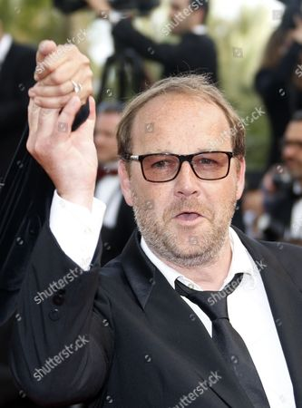 French Director Xavier Beauvois Arrives For the Screening of 'La Tete Haute' (standing Tall) and the Opening Ceremony of the 68th Annual Cannes Film Festival in Cannes France 13 May 2015 Presented out of Competition the Movie Opens the Festival Which Runs From 13 to 24 May France Cannes