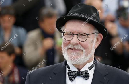 Stock Picture of Icelandic Actor Theodor Juliusson Poses During the Photocall For 'Hrutar' (rams) at the 68th Annual Cannes Film Festival in Cannes France 15 May 2015 the Movie is Presented in the Section Un Certain Regard of the Festival Which Runs From 13 to 24 May France Cannes