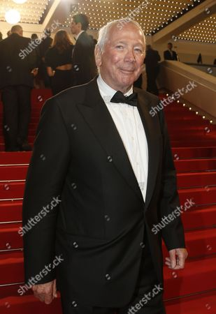 French Producer Marc Dorcel Arrives For the Screening of 'Love' During the 68th Annual Cannes Film Festival in Cannes France Late 20 May 2015 the Movie is Presented in the Section Midnight Screenings at the Festival Which Runs From 13 to 24 May France Cannes