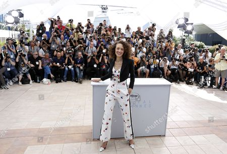 French Actress Chrystele Saint Louis Augustin Arrives For the Photocall For 'Mon Roi' at the 68th Annual Cannes Film Festival in Cannes France 17 May 2015 the Movie is Presented in the Official Competition of the Festival Which Runs From 13 to 24 May France Cannes