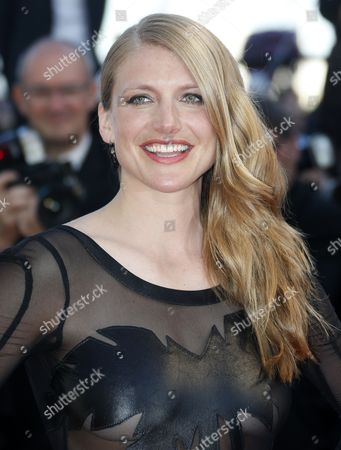Belgian Actress Charlotte Vandermeersch Arrives For the Screening of 'The Little Prince' During the 68th Annual Cannes Film Festival in Cannes France 22 May 2015 the Movie is Presented out of Competition at the Festival Which Runs From 13 to 24 May France Cannes