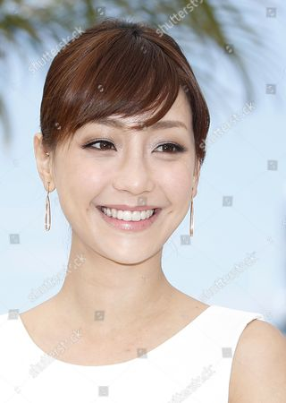 Stock Picture of Taiwanese Actress Hsieh Hsin-ying Poses During the Photocall For 'Nie Yinniang' (the Assassin) at the 68th Annual Cannes Film Festival in Cannes France 21 May 2015 the Movie is Presented in the Official Competition of the Festival Which Runs From 13 to 24 May France Cannes