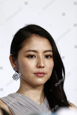 Japanese Actress Masami Nagasawa Attends the Press Conference For 'Umimachi Diary' (our Little Sister) During the 68th Annual Cannes Film Festival in Cannes France 14 May 2015 the Movie is Presented in the Official Competition of the Festival Which Runs From 13 to 24 May France Cannes