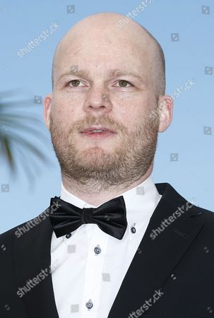 Icelandic Director Grimur Hakonarson Poses During the Photocall For 'Hrutar' (rams) at the 68th Annual Cannes Film Festival in Cannes France 15 May 2015 the Movie is Presented in the Section Un Certain Regard of the Festival Which Runs From 13 to 24 May France Cannes
