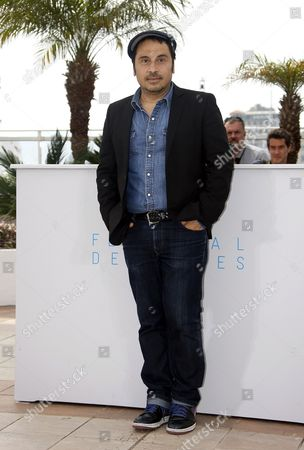 Jury Member Greek Director Panos H Koutras Poses During the Photocall of the Un Certain Regard Jury at the 68th Annual Cannes Film Festival in Cannes France 14 May 2015 the Festival Runs From 13 to 24 May France Cannes