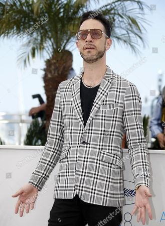 Israeli Actor Gilad Kahana Poses During the Photocall For 'Tale of Love and Darkness' at the 68th Annual Cannes Film Festival in Cannes France 17 May 2015 the Movie is Presented in the Section Special Screenings of the Festival Which Runs From 13 to 24 May France Cannes