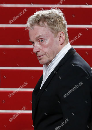 Polish Actor Daniel Olbrychski Arrives For the Screening of 'Shan He Gu Ren' (mountains May Depart) During the 68th Annual Cannes Film Festival in Cannes France 20 May 2015 the Movie is Presented in the Official Competition of the Festival Which Runs From 13 to 24 May France Cannes