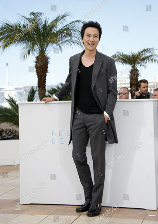South Korean Actor Kim Nam-gil Poses During the Photocall For 'Mu-roe-han' (the Shameless) at the 68th Annual Cannes Film Festival in Cannes France 16 May 2015 the Movie is Presented in the Section Un Certain Regard of the Festival Which Runs From 13 to 24 May France Cannes