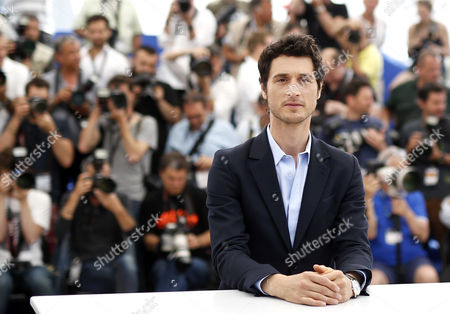 French Actor Jeremie Elkaim Poses During the Photocall For 'Marguerite and Julien' at the 68th Annual Cannes Film Festival in Cannes France 19 May 2015 the Movie is Presented in the Official Competition of the Festival Which Runs From 13 to 24 May France Cannes