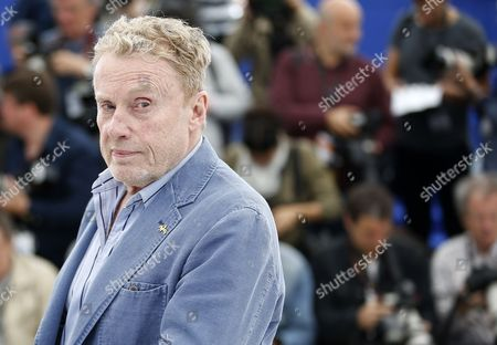 Stock Picture of Jury Member Polish Actor Daniel Olbrychski Poses During the Cinefondation and Short Films Jury Photocall at the 68th Annual Cannes Film Festival in Cannes France 21 May 2015 the Festival Runs From 13 to 24 May France Cannes
