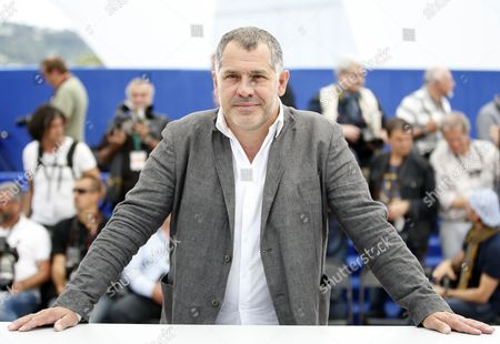French Director Luc Jacquet Poses During the Photocall For 'La Glace Et Le Ciel' (ice and the Sky) at the 68th Annual Cannes Film Festival in Cannes France 23 May 2015 the Movie is Presented out of Competition at the Festival Which Runs From 13 to 24 May France Cannes