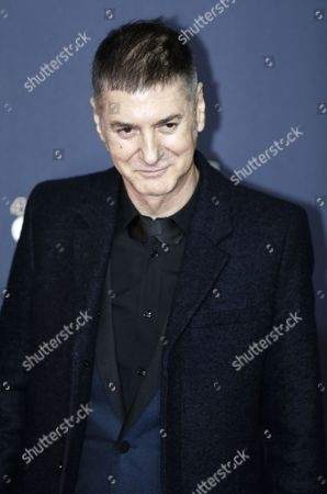 French Singer Etienne Daho Arrives For the 40th Annual Cesar Awards Ceremony Held at the Chatelet Theatre in Paris France 20 February 2015 France Paris