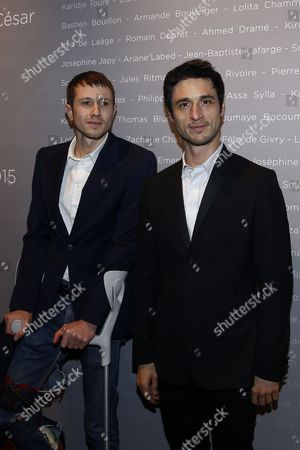 Editorial image of France Cesars Revelations 2015 - Jan 2015