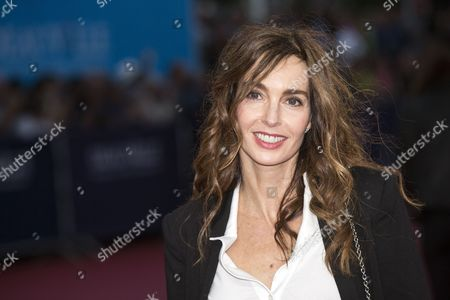 French Actress Anne Parillaud Arrives For the Screening of 'Get on Up' During the 40th Annual Deauville American Film Festival in Deauville France 12 September 2014 the Movie is Presented out of the Official Competition at the Festival That Runs From 05 to 14 September France Deauville