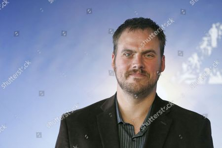 Us Film Director Jim Mickle Poses at a Photocall For 'Cold in July' During the 40th Annual Deauville American Film Festival in Deauville France 07 September 2014 the Movie is Presented in the Official Competition of the Festival That Runs From 05 to 14 September France Deauville