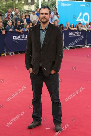 Us Director Jim Mickle Arrives For the Screening of 'Chef' During the 40th Annual Deauville American Film Festival in Deauville France 07 September 2014 the Movie is Presented out of the Official Competition of the Festival That Runs From 05 to 14 September France Deauville