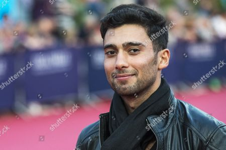 Iranian Actor Arash Marandi Arrives For the Screening of 'Chef' During the 40th Annual Deauville American Film Festival in Deauville France 07 September 2014 the Movie is Presented out of the Official Competition of the Festival That Runs From 05 to 14 September France Deauville
