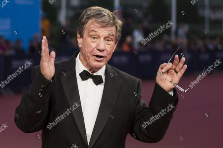 Stock Image of Us Director John Mctiernan Arrives For the Premiere of Camp X-ray During the 40th Annual Deauville American Film Festival in Deauville France 07 September 2014 the Movie is Presented in the Official Competition of the Festival That Runs From 05 to 14 September France Deauville