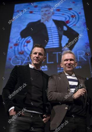 Editorial picture of France Gaultier Retrospective - Mar 2015