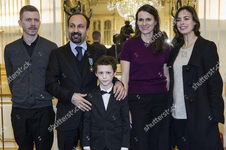 Editorial image of France Iran Culture - Feb 2014