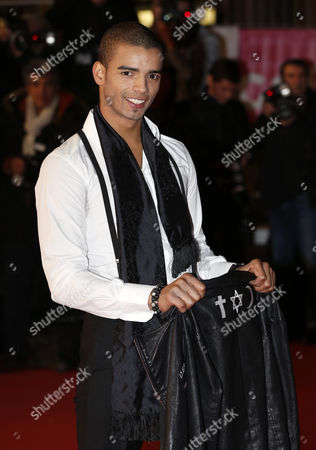 French Dancer Brahim Zaibat Arrives For the 16th Nrj Music Awards at the Palais Des Festivals in Cannes France 13 December 2014 France Cannes