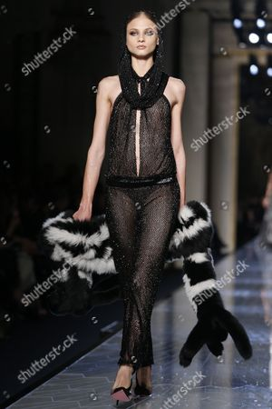 Editorial picture of France Paris Fashion Week - Jan 2014