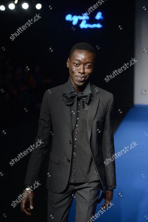 Editorial photo of France Paris Fashion Week - Jan 2015