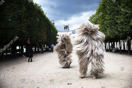Editorial image of France Paris Fashion Week - Jul 2014
