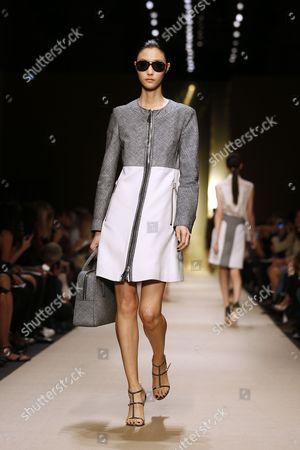 Editorial photo of France Paris Fashion Week - Sep 2014