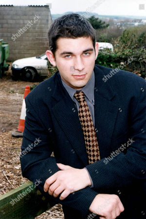 'Wycliffe'  TV - 1998 - Cristian Solimeno guest stars as DC Dick Hall in the fifth series of the ITV detective drama, Wycliffe.
