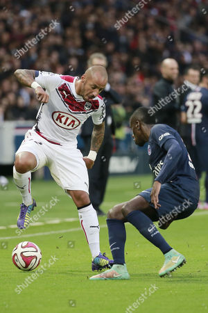 Editorial picture of France Soccer League 1 - Oct 2014