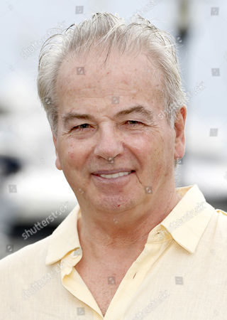 Us Screenwriter Bobby Moresco Poses During a Photocall For the Tv Series '100 Code' at the Annual Mipcom Television Content Market in Cannes France 13 October 2014 the Media Event Runs From 13 to 16 October France Cannes