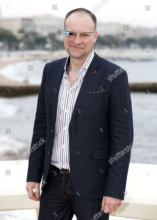 Editorial picture of France Television Miptv 2014 - Apr 2014