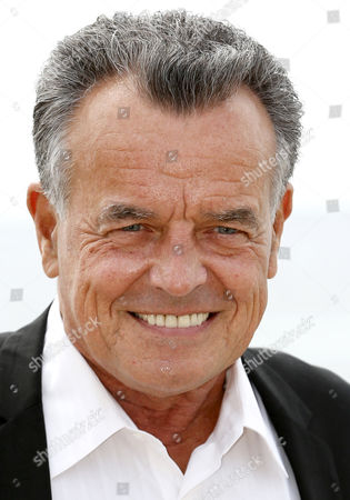 Us Actor Ray Wise Poses During a Photocall For the Tv Series 'Farmed and Dangerous' at the International Audiovisual and Digital Content Market Miptv 2014 Held at the Festival Palace in Cannes France 08 April 2014 the Miptv Which Runs From 07 to 10 April is One of the World's Leading International Trade Events Dedicated to International Television Programs and to Digital Content and Interactive Entertainment For All Platforms France Cannes
