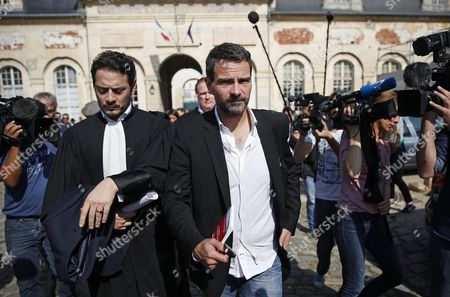Editorial image of France Trial Kerviel Banking - Sep 2016