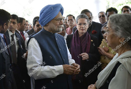 Editorial image of India Manmohan Singh - Mar 2015