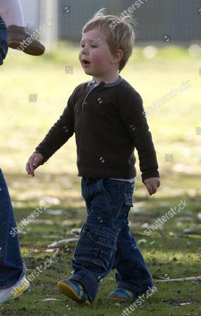 Stock Photo of Prince Christian