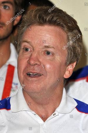 Lord Colin Moynihan, chairman of the British Olympic Association