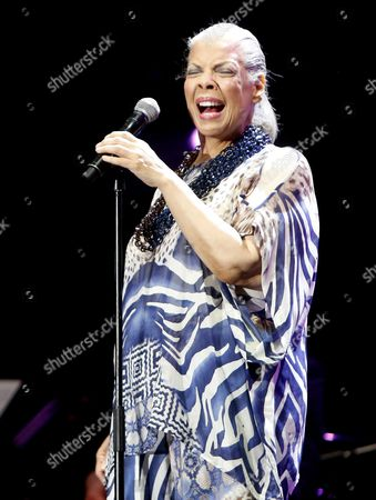 Us Jazz Singer Patti Austin Performs During Java Jazz Festival in Jakarta Indonesia 06 March 2016 the Festival Runs From 04 to 06 March Indonesia Jakarta
