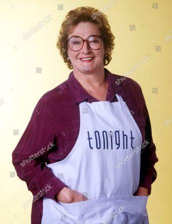 'Tonight'   TV Susan Brookes, TV Presenter