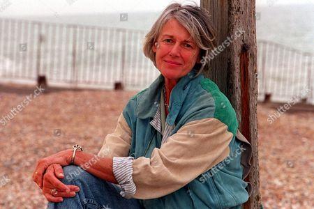 Stock Photo of Susan Stranks, TV Presenter