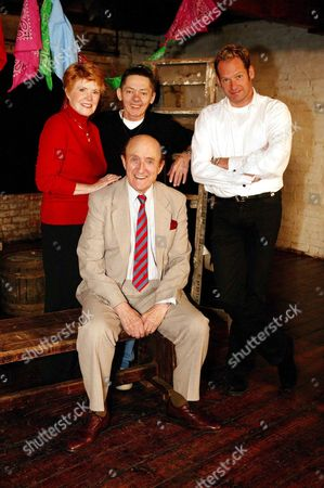 'After They Were Famous: Oliver'   TV L-R: Shanni Wallis, Jack Wild, Mark Lester and Ron Moody