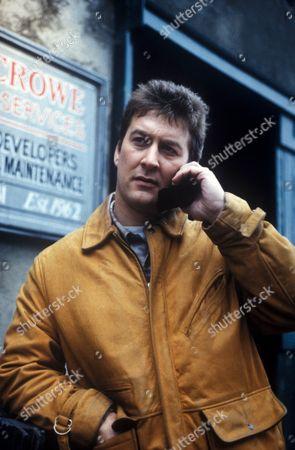 'Wokenwell'   TV  Ian Burfield
