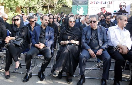Editorial picture of Iran Cinema Abbas Kiarostami Funeral - Jul 2016