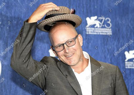 Us Film Director Bill Morrison Poses During a Photocall For 'Dawson City: Frozen Time' During the 73rd Venice Film Festival in Venice Italy 05 September 2016 the Movie is Presented in 'Orizzonti' Section at the Festival Running From 31 August to 10 September Italy Venice